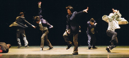 Laboratory Dance Project at The Place