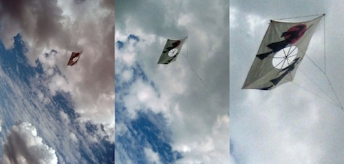 Featured image for post: Korean Fighting Kites – part 1