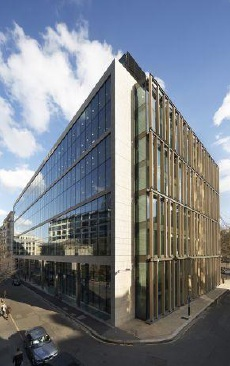 Standard Chartered HQ