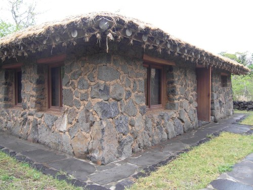 Our Accommodation in Jeju Stone Park