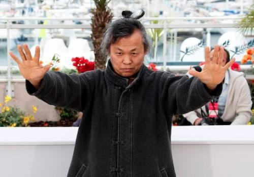 Kim Ki-duk in Cannes, 2011