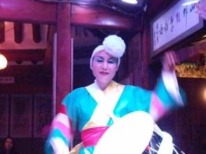An evening at San Chon