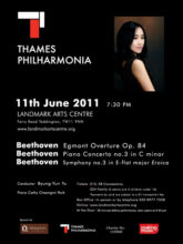 Featured image for post: Thames Philharmonia plays Beethoven