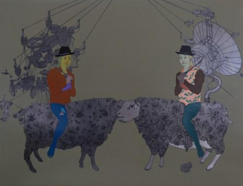 Seung-pyo Hong: Sparky Yarns, 2011