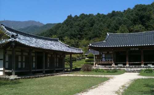 Deokcheon Seowon: the Confucian school constructed by Nammyeong's pupils in his honour