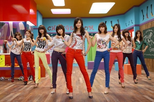 Girls Generation Gee MV