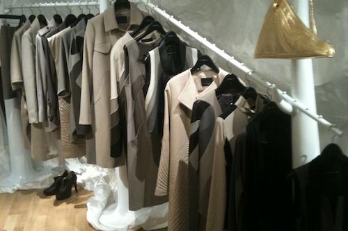 Lie Sang Bong clothing range