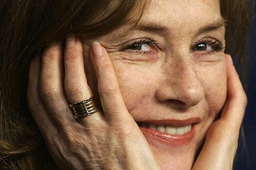 Isabelle Huppert (Photo Markus Schreiber/AP)