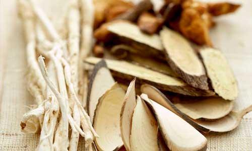 Traditional Korean medicinal herbs