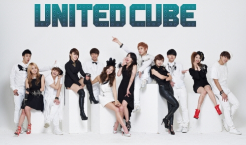 United Cube poster