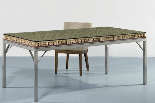 Suh Do-ho: Table (2000)