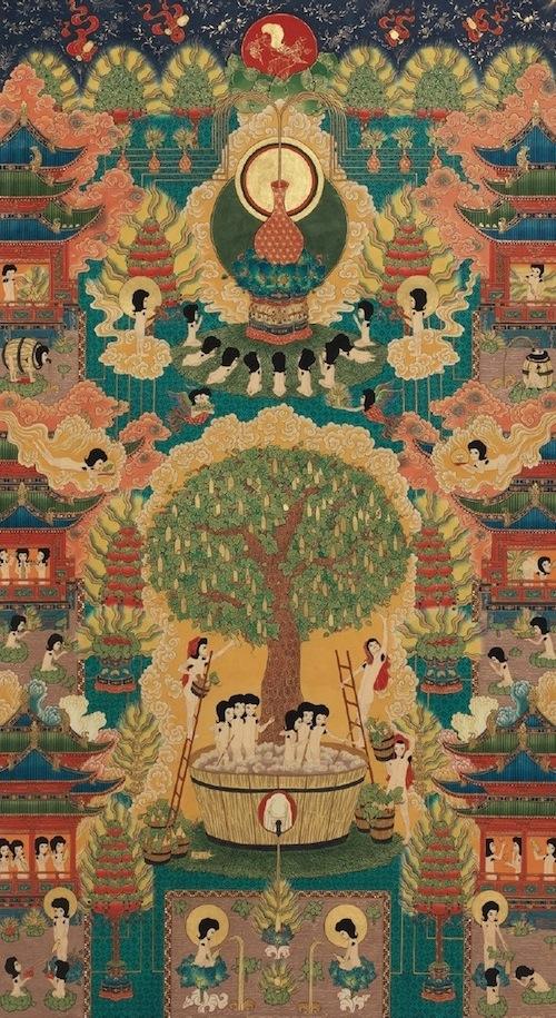 Songnyeo Lyoo: Paradise (2010)