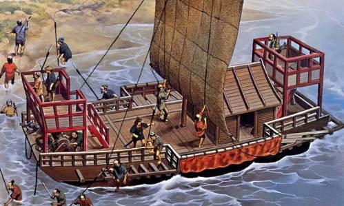 Wako raid, 1380
