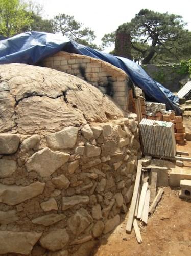 Min Young-ki's kiln
