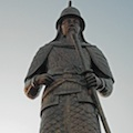 Thumbnail for post: 2012 Travel Diary 7: Yi Sun-shin — military genius, hero, poet