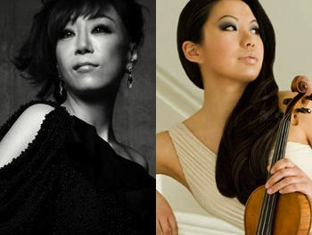 Sumi Jo and Sarah Chang