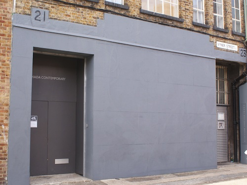HADA CONTEMPORARY, Vyner Street