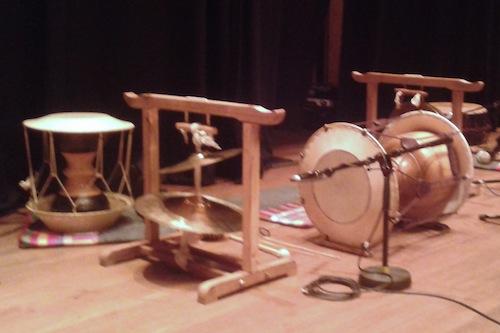 Baramgot percussion