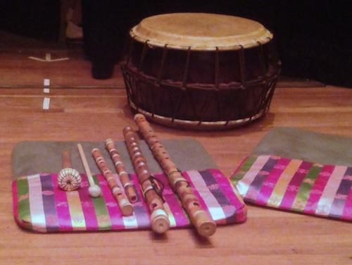 Baramgot flutes