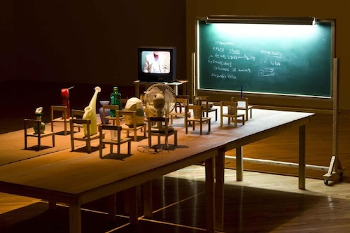 Lee Beom: 'Objects Being Taught They are Nothing but Tools', 2010