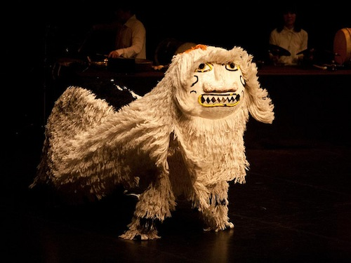 Be Being's Saja Chum (Lion Dance)