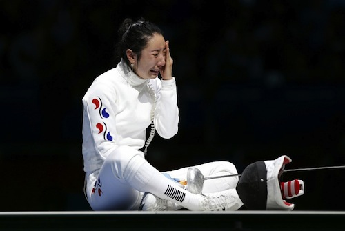 Shin A-lam, waiting for the result of her appeal