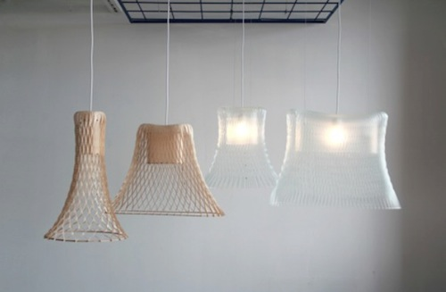 Kiseung Lee lamps