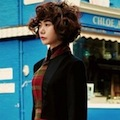 Thumbnail for post: Bae Doo-na's London fashion shoot