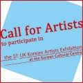 Thumbnail for post: Call for Artists 2012:  The 5th UK  Korean Artists' Exhibition at the KCC