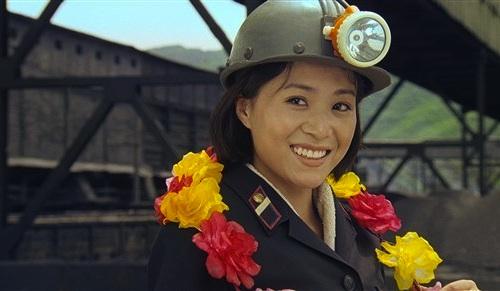 Han Jong Sim stars in the North Korean film Comrade Kim Goes Flying