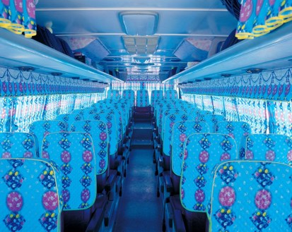 Koo Sung-soo: Tour Bus (from the series - Magical Reality) 2005