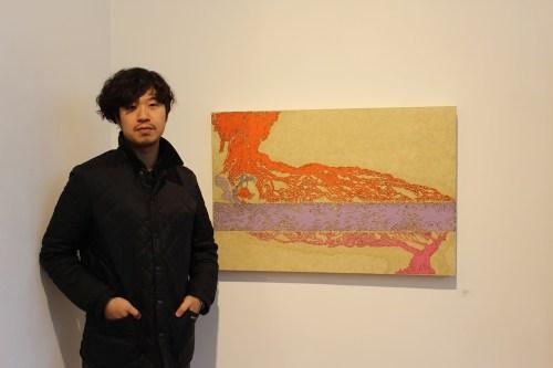 Sanghyun Kim at Mokspace
