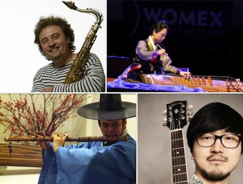 Post image for Event news: Korea Moves – with Tim Garland @ London Jazz Festival