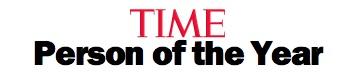 Time Magazine Person of the Year logo