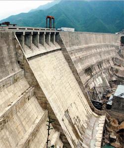 Huichon Dam