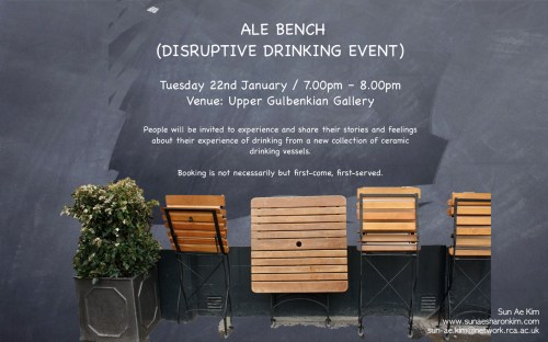 Ale Bench poster