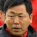 Featured image for post: North Korean football manager now a bricklayer