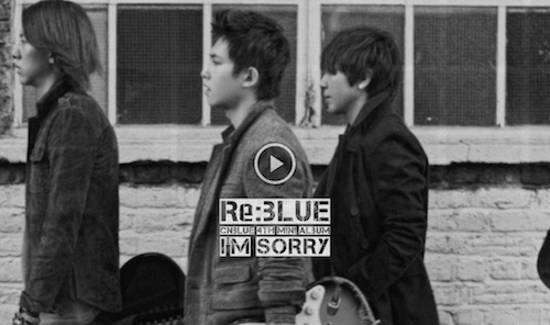 CNBlue: Sorry?