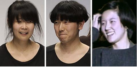 Jackie Lee, Rok Hwang, and Lee Young-li