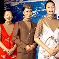 Thumbnail for post: A victory for common sense? Asiana air hostesses can now wear red nail varnish