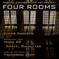 Thumbnail for post: Four Rooms – a musical collaborative art project at Hanmi Gallery