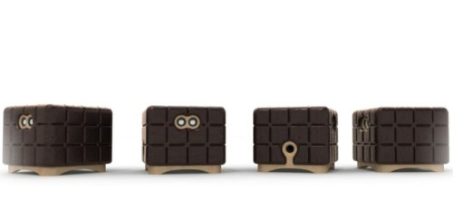 Speakers: Music Chocolate