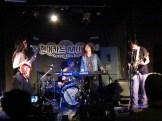 Goonam on stage
