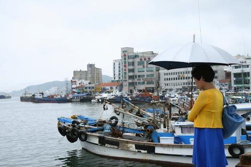 Tongyeong harbour