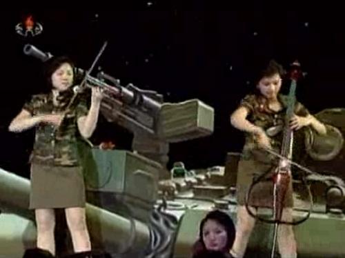 Moranbong Band on Mayday