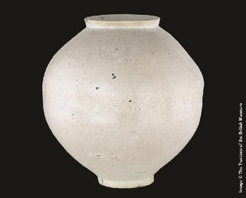 BM Moon Vase