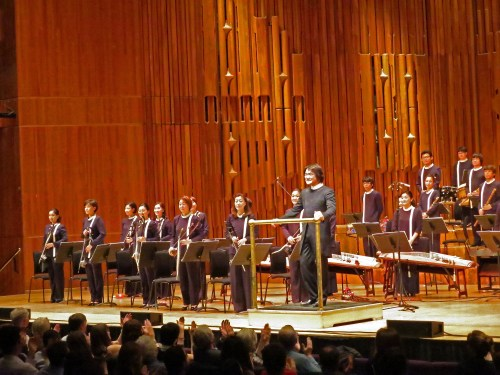 National Orchestra of Korea at the Barbican