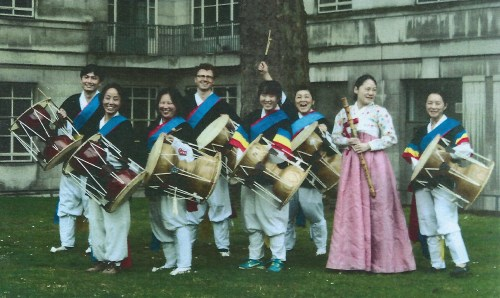 The SOAS Korean Drumming Society