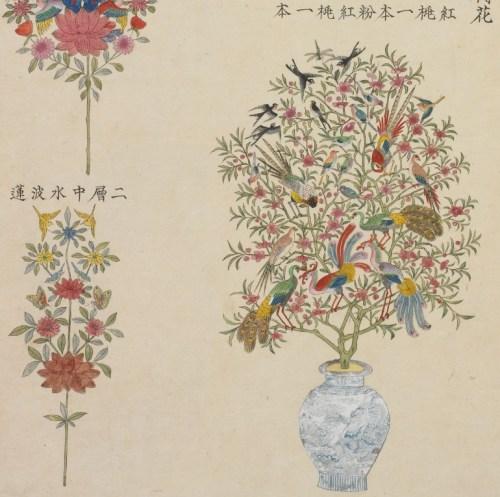 Uigwe flowers