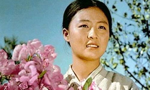 Choe Ik-kyu's Flower Girl (1972)